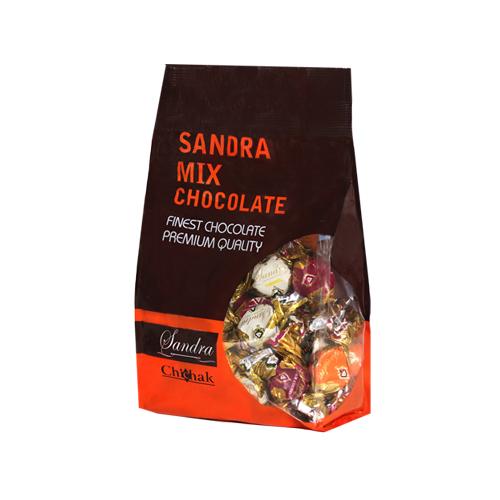 شکلات ساندرا دوسر پیچ پاکتی