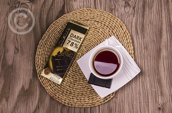 6 دلیل برای خوردن شکلات تلخ