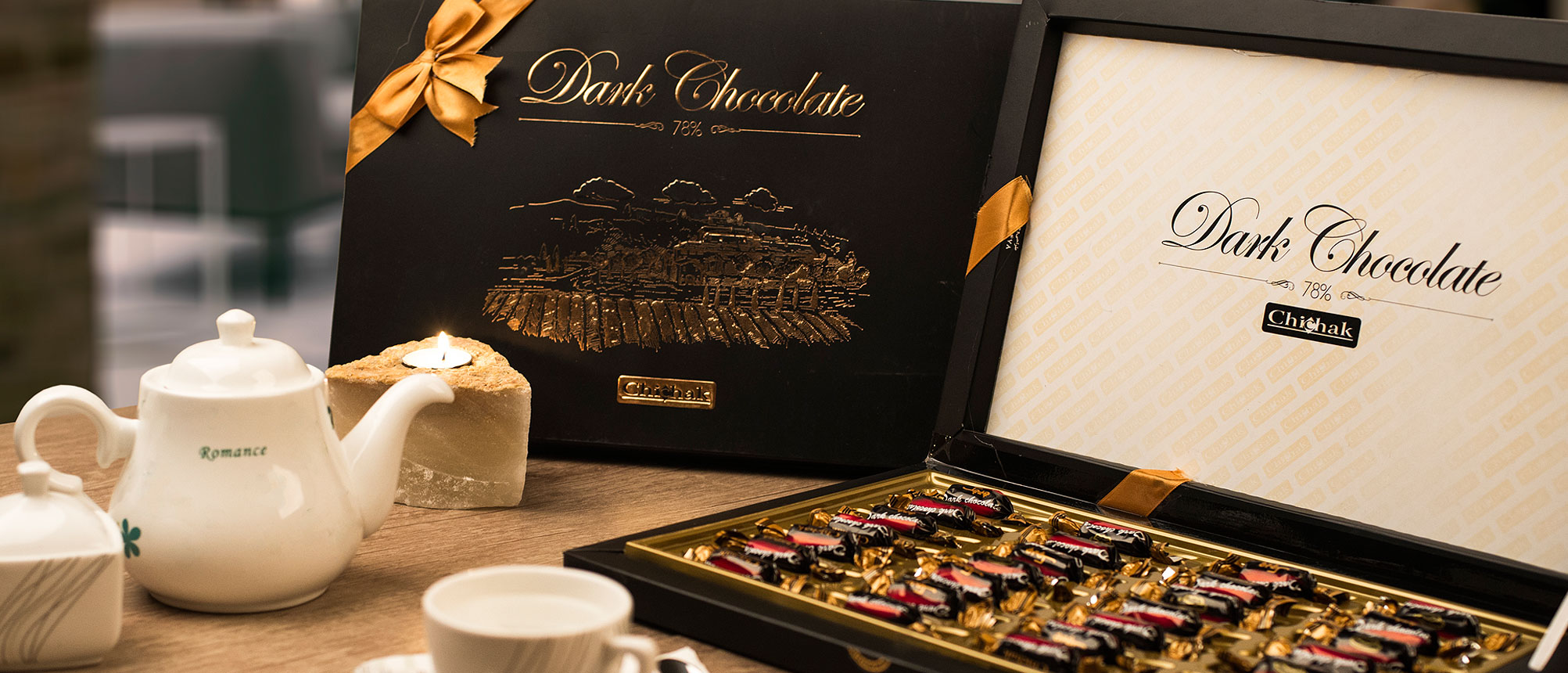Gift Dark Chocolate
