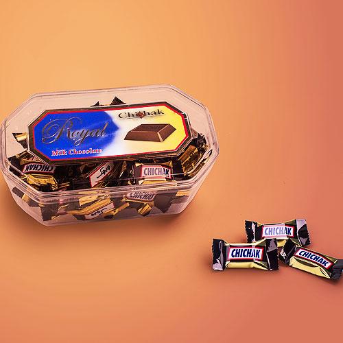 شکلات رویال شیری