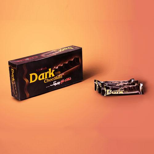 شکلات تلخ پله ای