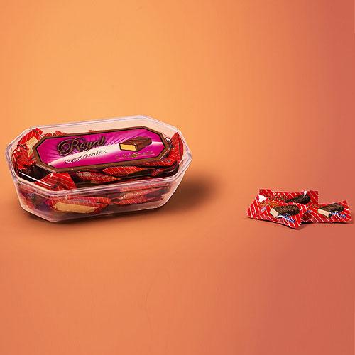 شکلات رویال طلایی