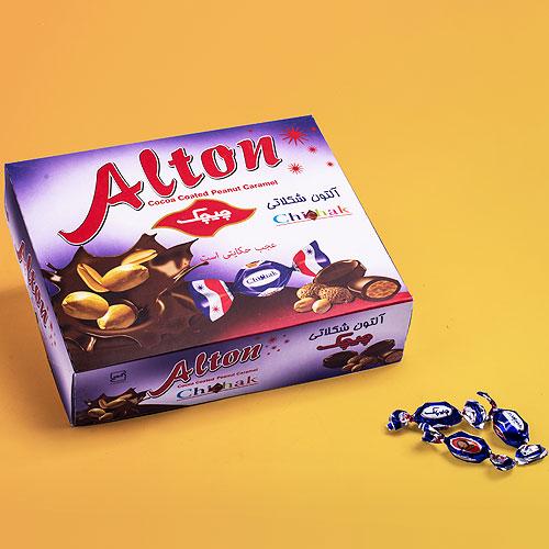 آلتون شکلاتی پذیرایی