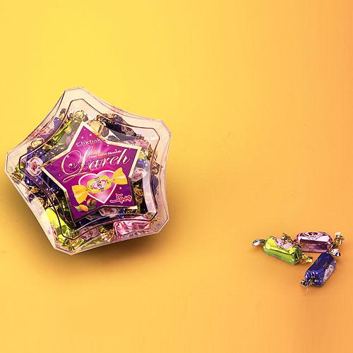 شکلات لاره ستاره